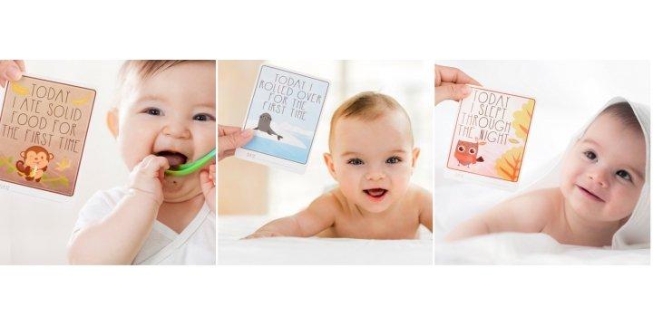 عکس نوزاد56632 1 - آلبوم خاطرات نوزاد، کوچکی اش را جاودانه کنید