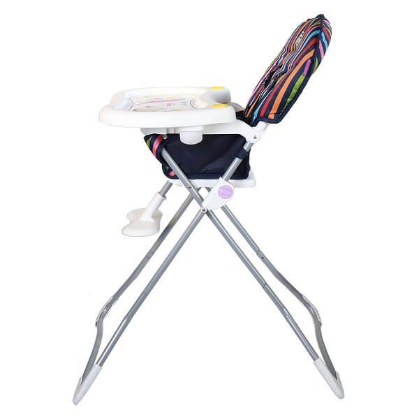 delijan high chair new colors 12 600x600 - صندلی غذای دلیجان مدل کیوت cute