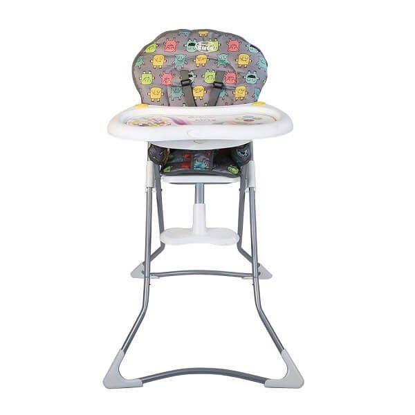 delijan high chair new colors 6 600x600 - صندلی غذای دلیجان مدل کیوت cute