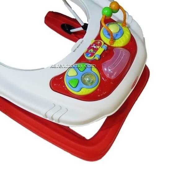 capella walker red 5 600x600 - روروئک کاپلا مدل سی 4   c4 capella walker