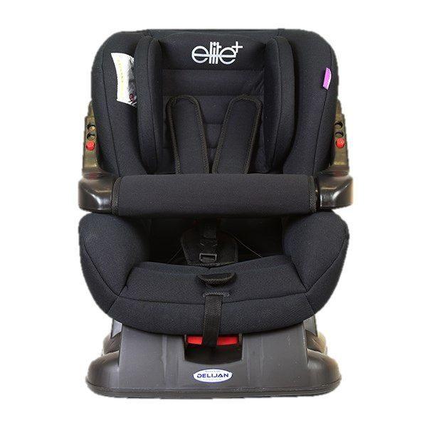 صندلی ماشین دلیجان رنگ مشکی 1 600x600 - صندلی ماشین دلیجان مدل الیت پلاس Elite Plus