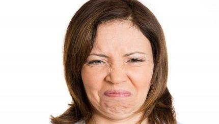 تلخی دهان در بارداری