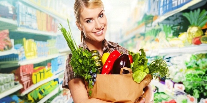 WomanSeriousAboutSuperfoods 850x400 1 - تعیین جنسیت جنین، نقش میوه و سبزی