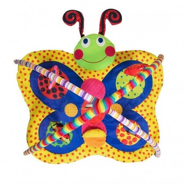 matella parvane playgym 7 600x600 - تشک بازی مستلا مدل پروانه