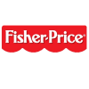 FISHER price logo  100x100 - نی نی لای لای فیشر پرایس مدل cmv 29
