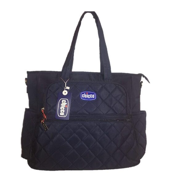 chicco diaper bag 1703 3 600x600 - ساک لوازم چیکو chicco کد 1703