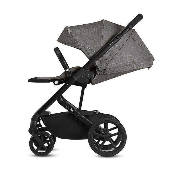 cybes balios s stroller set 3 600x600 - سرویس کالسکه سایبکس مدل بالیوس cybex Balios stroller set