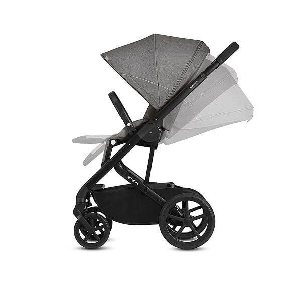 cybes balios s stroller set 5 600x600 - سرویس کالسکه سایبکس مدل بالیوس cybex Balios stroller set
