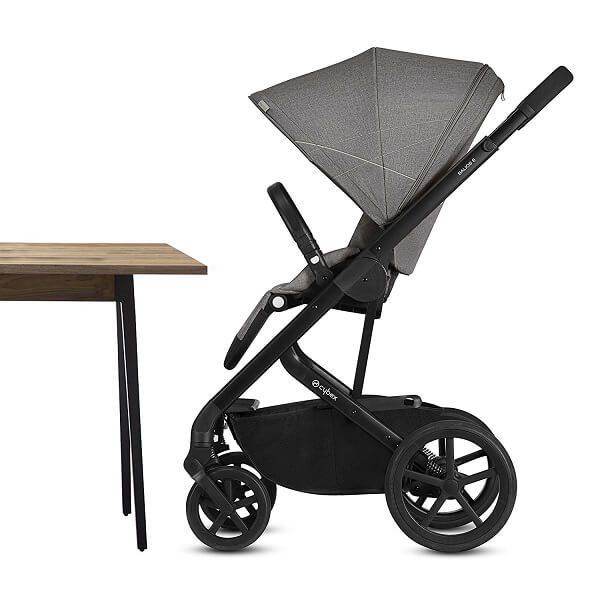 cybes balios s stroller set 8 600x600 - سرویس کالسکه سایبکس مدل بالیوس cybex Balios stroller set