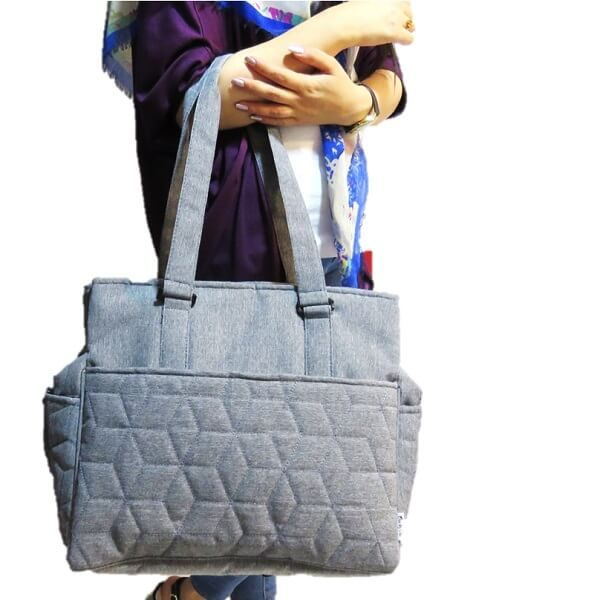ONE BY ONE DIAPER BAG NEW T0 4 600x600 - ساک لوازم وان بای وان مدل مارشال