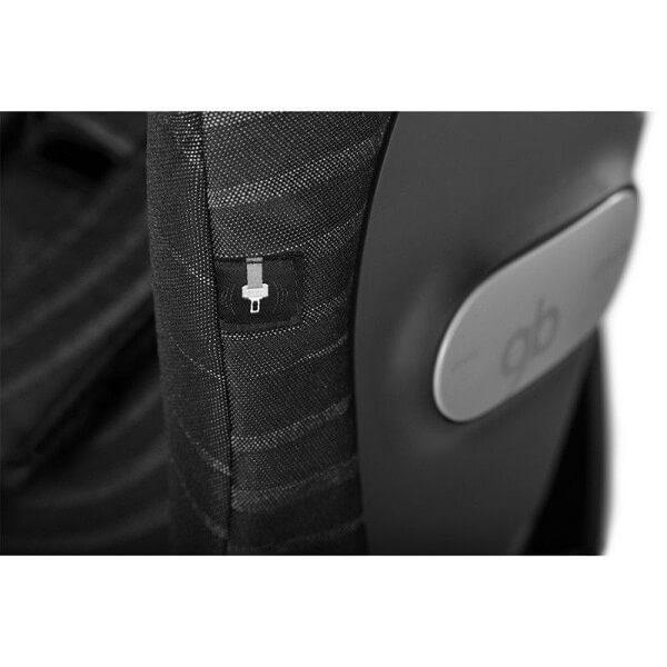 GB VAYA I SIZE 1 600x600 - صندلی ماشین gb جی بی مدل vaya i-size رنگ (lux black)
