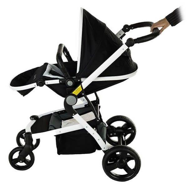 roma plus black new 9 600x600 - کالسکه تک دلیجان مدل روما پلاس +roma