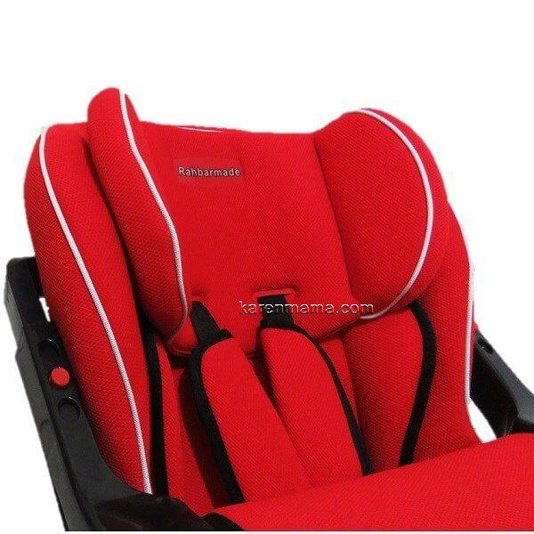 rahbar himora 24 600x600 - صندلی ماشین راهبر مید rahbarmade مدل نیکو niko