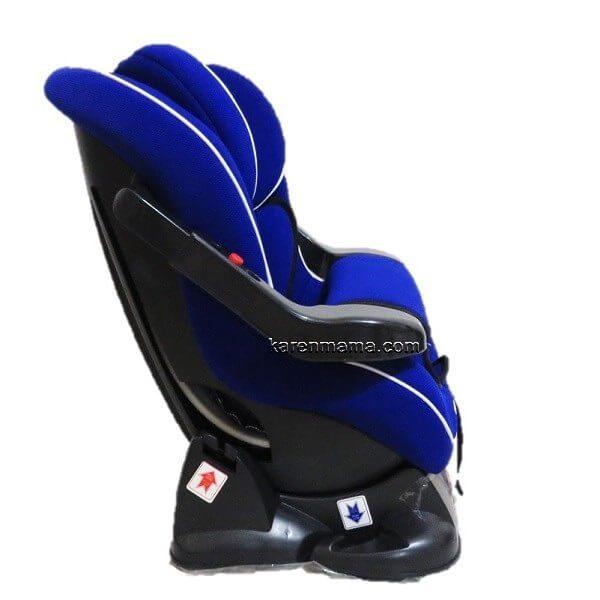 rahbar himora 5 600x600 - صندلی ماشین راهبر مید rahbarmade مدل نیکو niko