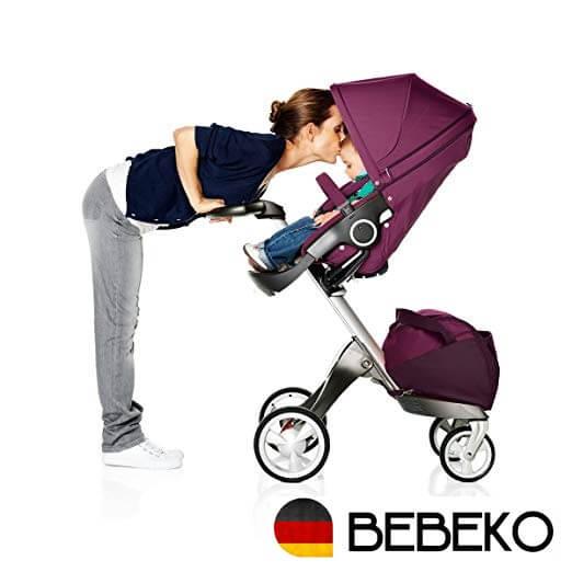purple bebeko - سرویس کالسکه ببکو Bebeko مدل Ultimate آلتیمیت کد 03