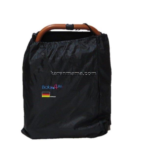 کالسکه دسته چمدانی ( مسافرتی ) بیبی فور لایف baby4life مدل TR18
