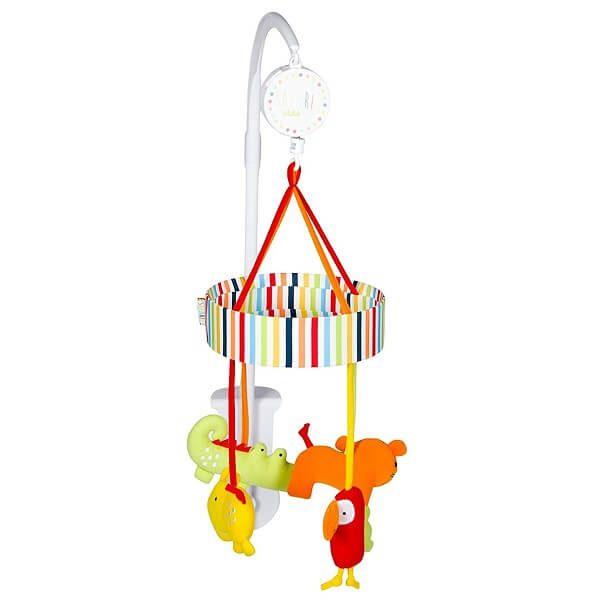 redkite safari musical mobile 2 600x600 - آویز تخت رد کایت red kite مدل safari