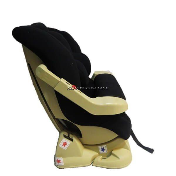صندلی ماشین کودک راهبرمید مدل صبا با فریم کرم