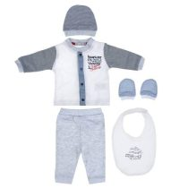 ست لباس نوزادی رزا ریو مدل 426226