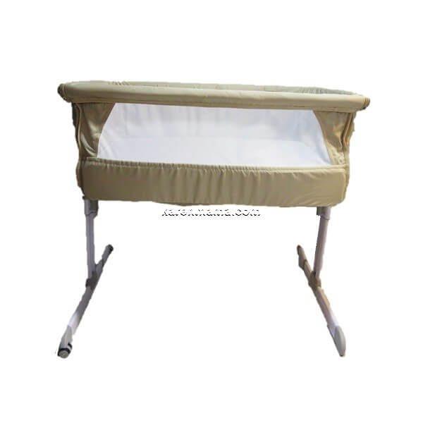 sedri new 2 600x600 - تخت کنار مادر ویرا از برند دلیجان رنگ صدری ( کرم )
