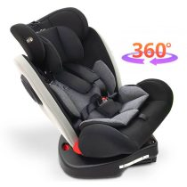 صندلی ماشین 360 درجه اونیکس بیبی فورلایف Baby4life رنگ مشکی