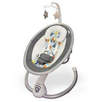 گهواره برقی بیبی فورلایف Baby4life سری 360 درجه مدل SG402