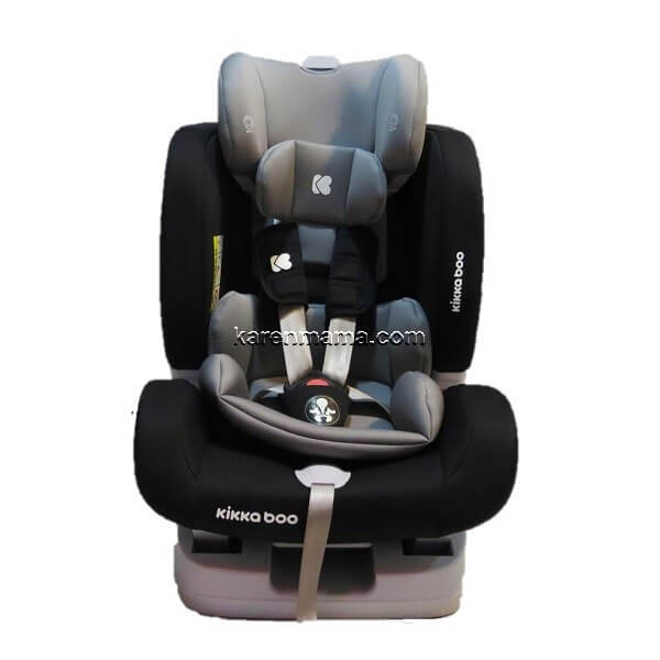 صندلی خودرو کیکابو KIKKA BOO مدل 4IN1 رنگ مشکی