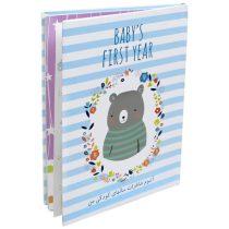آلبوم خاطرات کودک الپی کیدز طرح خرس 002